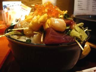 松兵衛(海鮮丼横)