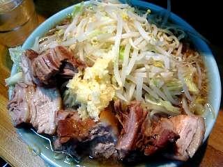 ラーメン髭(チャーシュー麺上2)