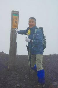 03浅間山頂上