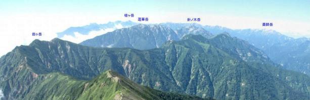 00爺ヶ岳