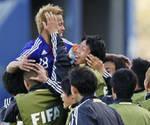 2010W杯カメルーン戦