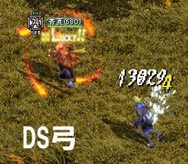 DS武器のダメ