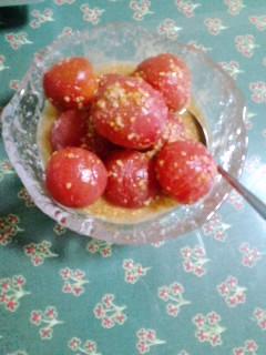 トマトのまりね