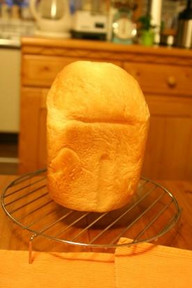 2回目の食パン!