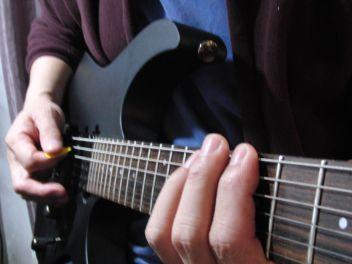 父ギターフォーム1