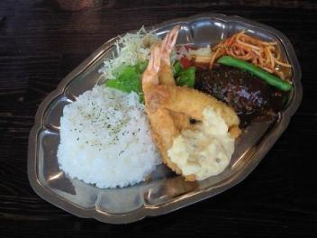 洋食ランチプレート1,000円