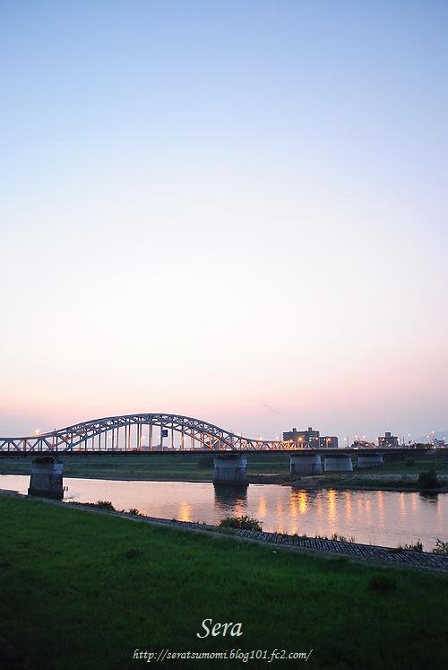 岐阜県岐阜市 忠節橋(ちゅうせつばし)