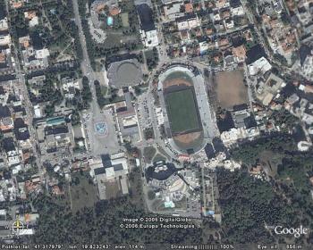 アルバニア唯一の国際試合用スタジアム