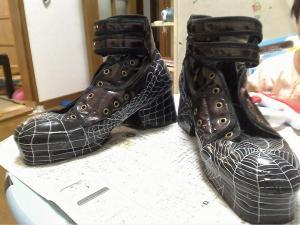 69な靴を作る3