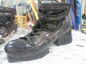 69な靴を作る2