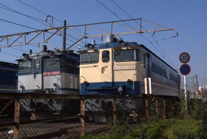 EF651104と1095。