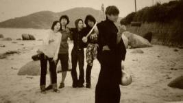 2001年プロモ海岸