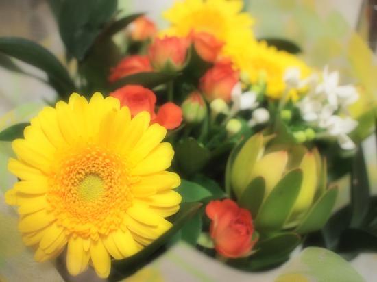 感動の花束