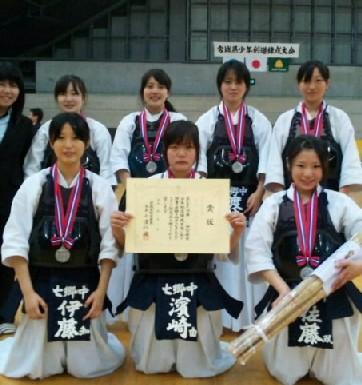 2010宮城県練成大会準優勝