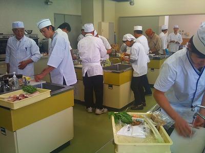 料理技術向上講習会 (7)