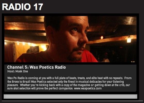 Wax Po Radio 17