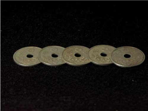 10銭 シェルセット