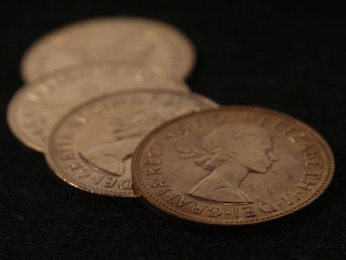 イングリッシュペニー/English Penny