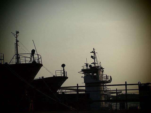 105漁場の風景