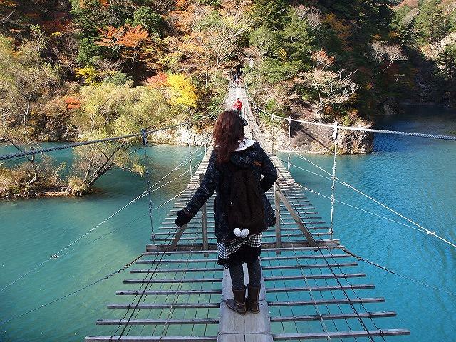 064吊り橋~