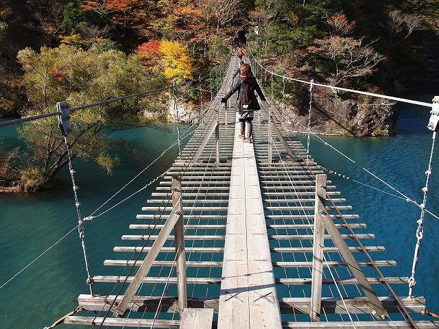 066吊り橋~