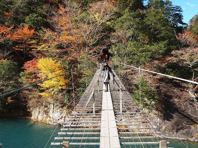 071吊り橋~