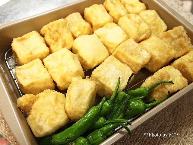 015揚げだし豆腐~