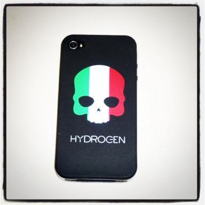 ハイドロゲン iphone ケース