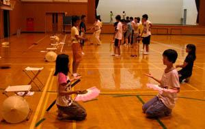 先輩子供歌舞伎-2