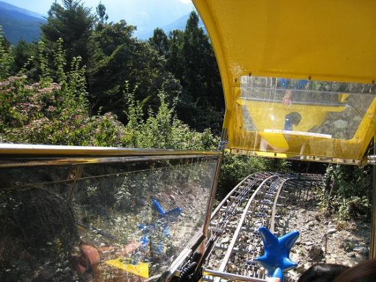 2009/08/17奥祖谷モノレールコース
