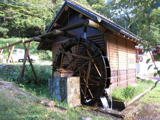 2009/08/17奥祖谷モノレール水車