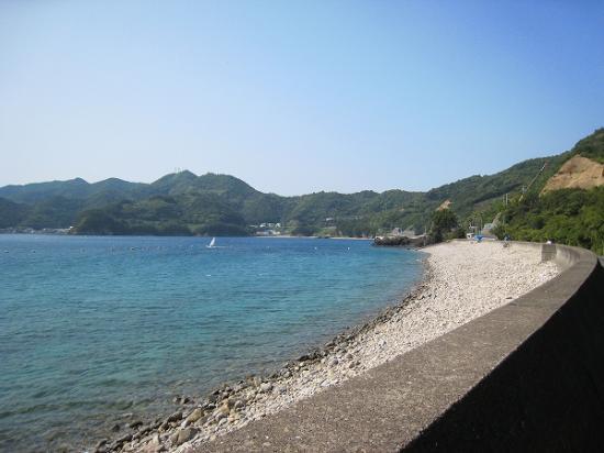 2009/08/31須ノ川公園海水浴海2