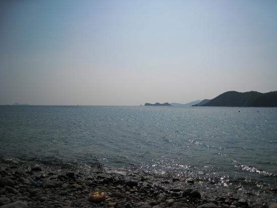 2009/08/31須ノ川公園海水浴海4