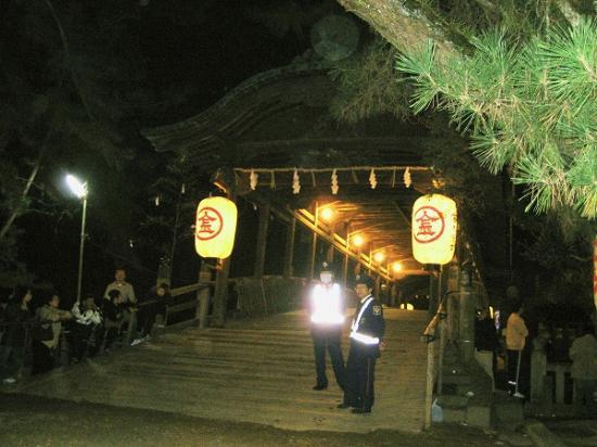 2009/10/10金刀比羅鞘橋2