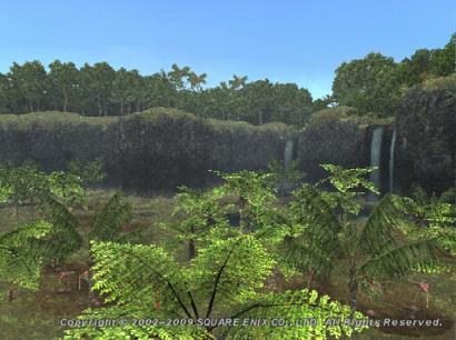 ユタンガ大森林