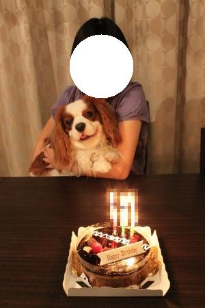 誕生日~♪