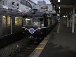 長野電鉄2000系特急(1957年登場時復刻塗装)