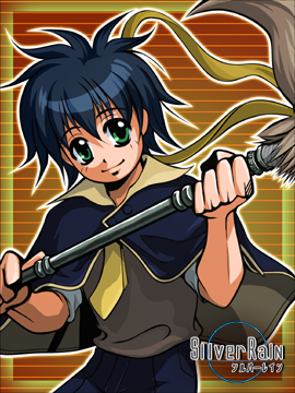 高階・ジン(中学生魔弾術士・b11989)