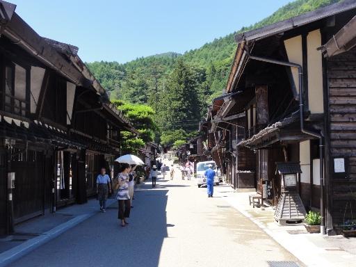 奈良井宿-1