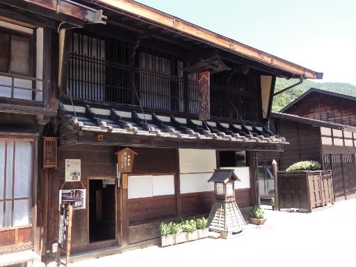 奈良井宿-あめ屋さん