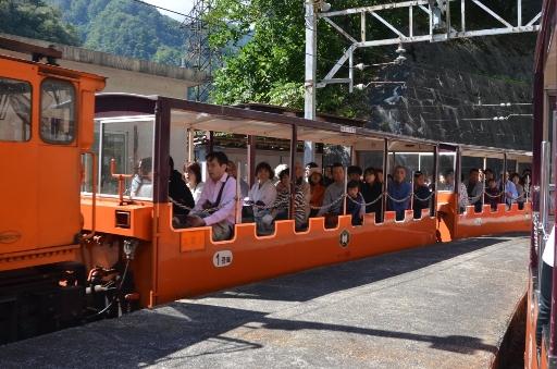 2011-09-24トロッコ電車-2