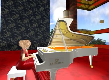 宇喜多幸さんピアノコンサート