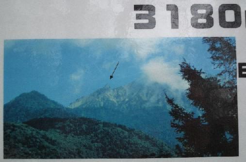 110424-槍ヶ岳