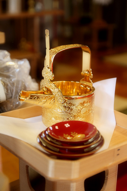 神前結婚式 青森市 廣田神社 挙式 スナップ 写真 撮影