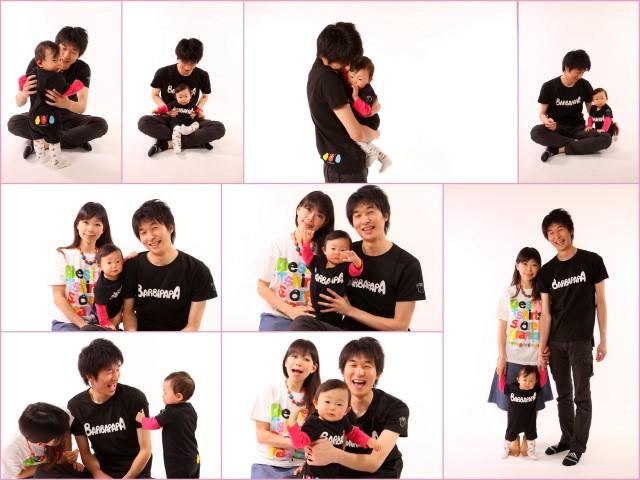 誕生日 記念写真 子供写真 家族写真 弘前 スナップ 撮影