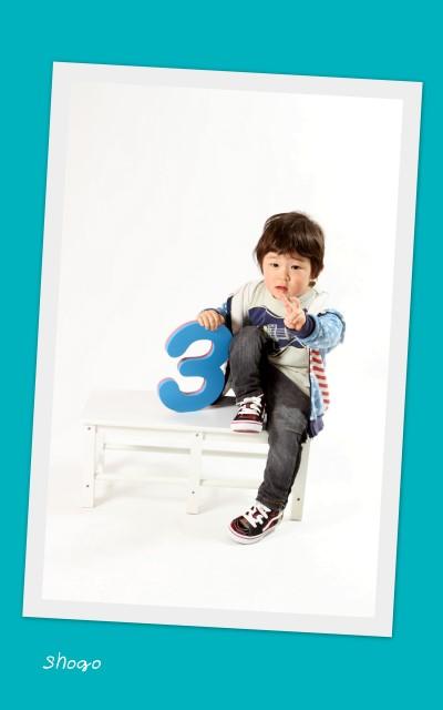 子供写真 誕生日 記念撮影 弘前 写真