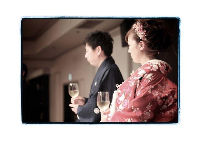 弘前 結婚式 スナップ 写真 撮影 パークホテル パーティー