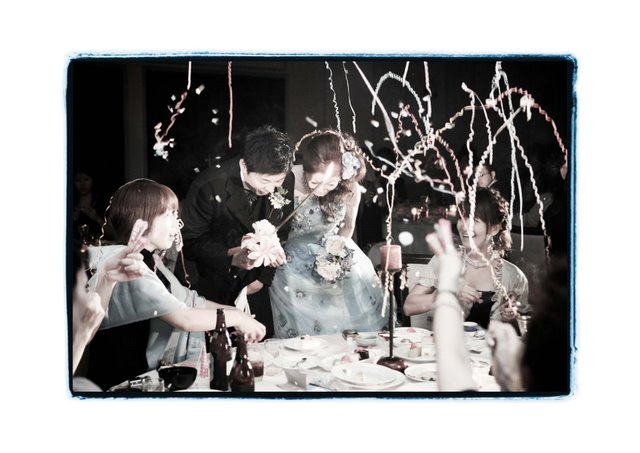 結婚式 スナップ 写真 撮影 弘前 パークホテル 披露宴