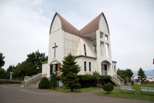 函館聖ヨハネ教会 函館