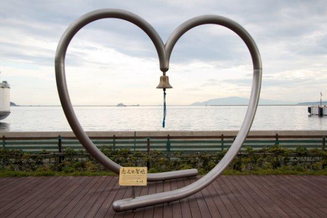 函館 フェリー埠頭